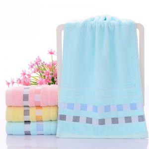 Bathroom Cotton Adults Towels Hotels Camping Trip Travel Essential Easy Carry Portable Bathing Towel